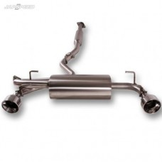 Toyota GT86 / Subaru BRZ Cat Back Exhaust System