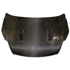 Ford Focus RS Mk2 Vented Carbon Bonnet