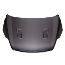 Ford Focus RS Mk2 Vented Carbon Bonnet (Matte Finish)