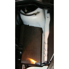 Ford Focus RS Mk2 Carbon Fuse Box Cover