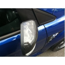 Ford Focus RS Mk2 Carbon Mirror Covers