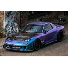 Mazda RX7 Amemiya RE GT Wide Bodied Kit