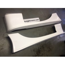 Mazda RX7 Amemiya RE GT Side Skirts
