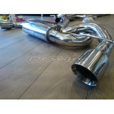 Golf MK6 GTI 2.0T DTD Performance Exhaust System