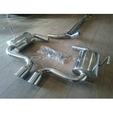 Mini Cooper S R53 DTD Performance Exhaust System