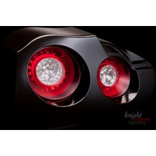 Nissan R35 GTR Valenti Jewel LED 2015 style Tail Lamps RED