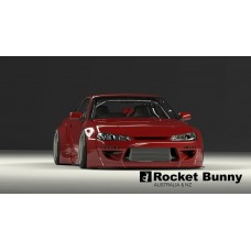 Nissan Silvia S15 RB Wide Arch Kit