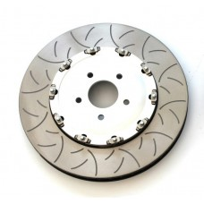 Nissan R35 GTR GT Spec Front Brake Discs with Bells 390mm