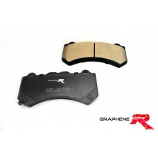 Nissan R35 GTR Graphene R Track Spec Rear Brake Pads