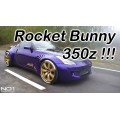 Nissan 350z Rocket Bunny Wide Arch body Kit