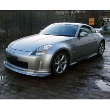 Nissan 350Z C-West Front Lip