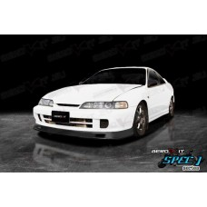 Honda Integra DC2 Spec J Front Lip White