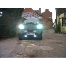Daytime Running LED Lights