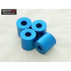 Anodised Bonnet Spacers Blue