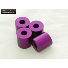Anodised Bonnet Spacers Purple