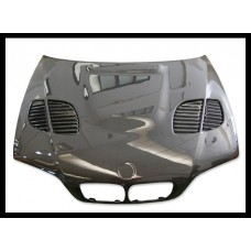 BMW 3-Series E46 2-dr 02-06 GTR Carbon Bonnet