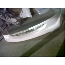 Honda EP3 2004 Civic Type R Mugen Front Lip Splitter