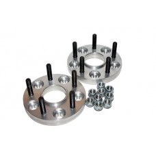 Toyota fitment 25mm Hub Centric Wheel Spacers