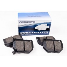 Nissan Skyline R32 GTR R34 GTT Cosworth Streetmaster High Performance Rear Brake Pads