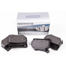 Nissan Skyline R32 GTR R34 GTT Cosworth Trackmaster High Performance Rear Brake Pads