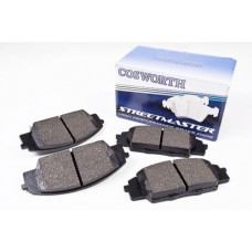 Honda Civic EP3 Type R Cosworth Streetmaster High Performance Front Brake Pads