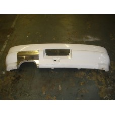 Nissan Skyline R33 GTS OEM Rear Bumper White USED