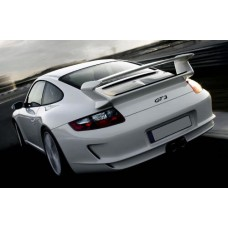 Porsche Carrera 911 997 GT3 style Carbon Rear Wing / Spoiler & Bootlid