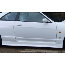 Nissan Skyline R33 GTS Top Secret Side Skirts