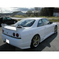 Nissan Skyline R33 GTS JUN Rear Spats