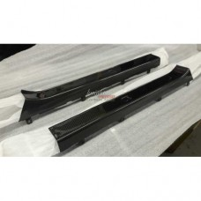 NISSAN R35 GTR CARBON SIDE STEPS / DOOR SILLS