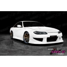 Nissan S14 S14.5 vented front wings +20mm