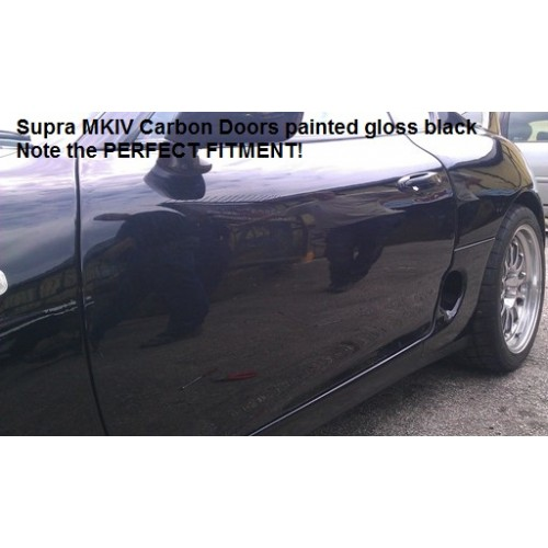 Toyota Supra MKIV Carbon Doors  sc 1 st  Knight Racer & Supra_Carbon_Doors_Painted05-500x500.jpg