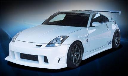 Knight Racer Nissan 350z Body Kits Bodykits