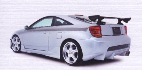 Knight Racer - Toyota Celica Body Kits BodyKits