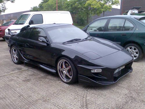 Knight Racer Toyota Mr2 Body Kits Bodykits
