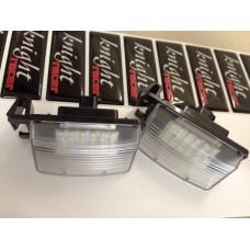 Nissan R35 GTR License Plate LED Light kit