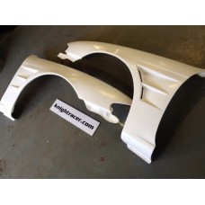 Nissan S14 +25mm Vented Front Fenders