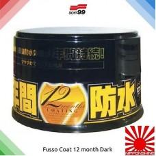 Soft99 Fusso Coat 12 Month Wax Sealant Dark