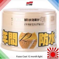 Soft99 Fusso Coat 12 Month Wax Sealant Light