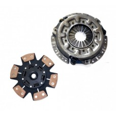 Nissan Skyline R32 & R33 GTS-T Outlaw 6 Puk Paddle Clutch Kit (push type)