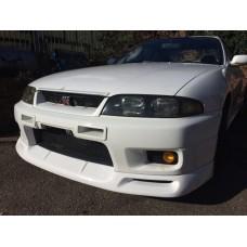 Nissan Skyline R33 GTR Trust style Front Splitter / Lip