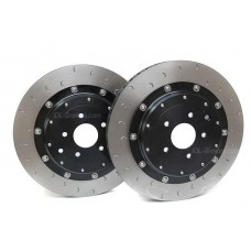 Nissan R35 GTR Alcon REAR Discs & Bells 380mm