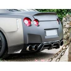 "Nissan R35 GTR KR ""Spec R"" Carbon Rear Lip / Diffuser"