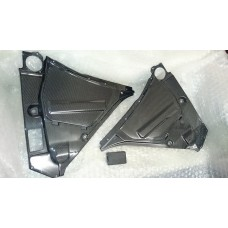 Nissan R35 GTR Carbon Brake & Battery Cover Set