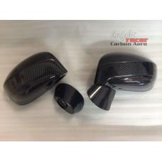 Nissan R35 GTR KR OEM Full Carbon Mirrors