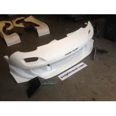Mazda RX7 Amemiya RE GT Front Bumper w/ canards