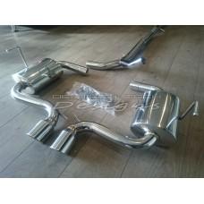 Mini Cooper S R53 DTD Performance Exhaust System
