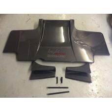 Nissan Skyline R33 GTS GTSt Top Secret Carbon Rear Diffuser