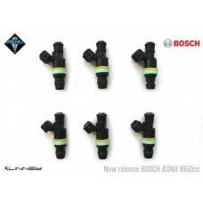 Nissan R35 GTR ASNU BOSCH UK 1650cc Injectors