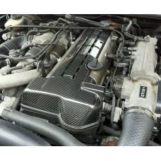Toyota Supra MKIV Carbon Spark Plug Cover VVTi